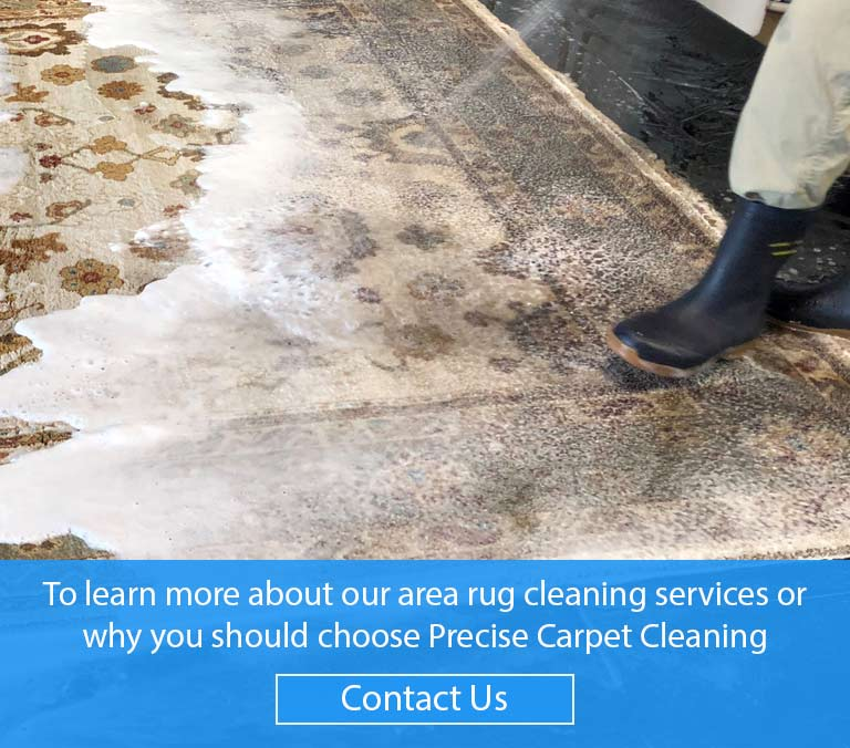Area Rug Cleaning in St. Louis