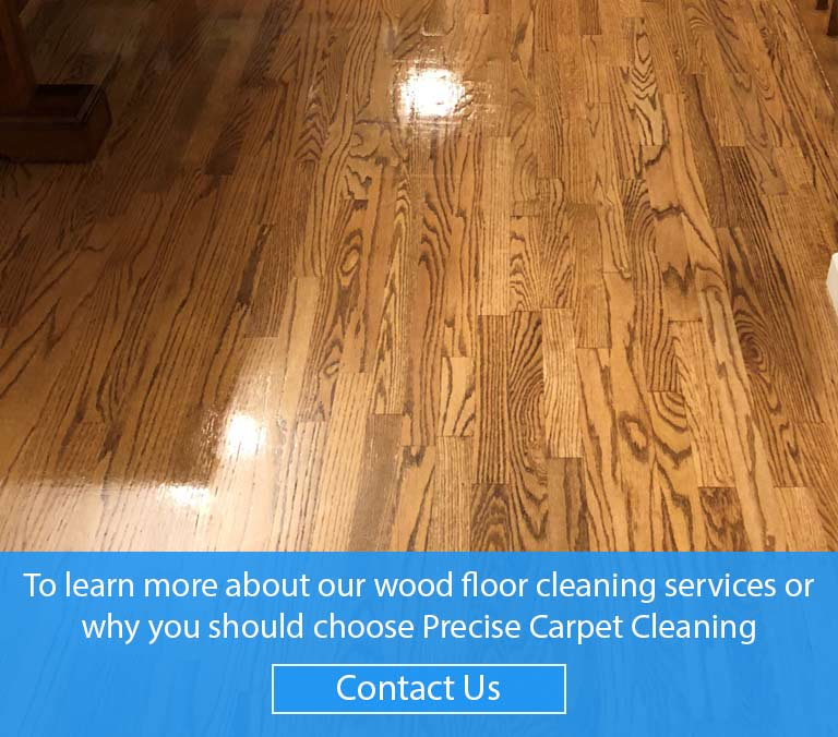 Wood Floor Cleaning St Louis Precise