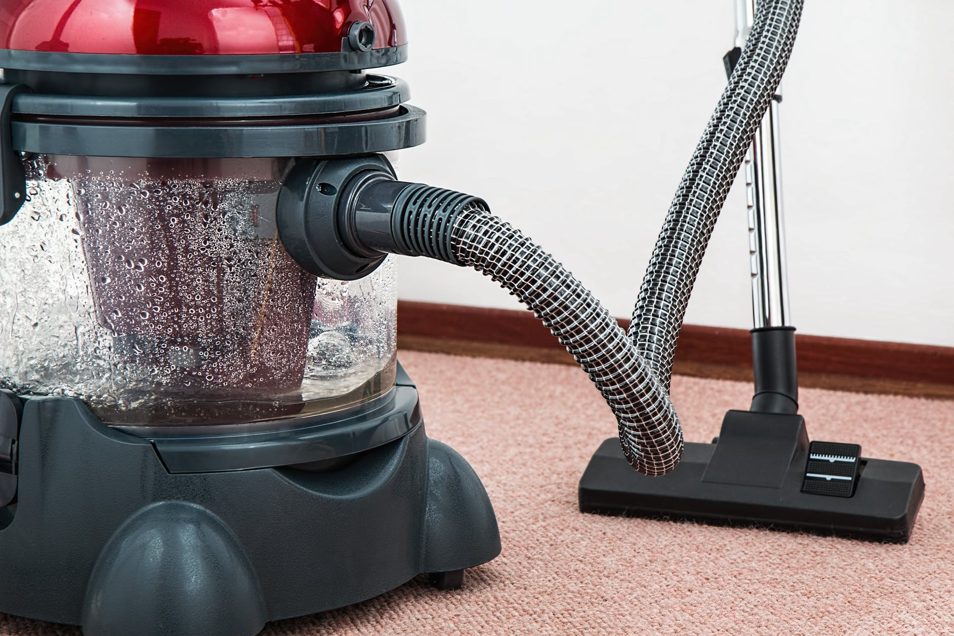 Your guide to carpet spot removal